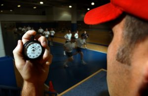 pomiar czasu na zawodach