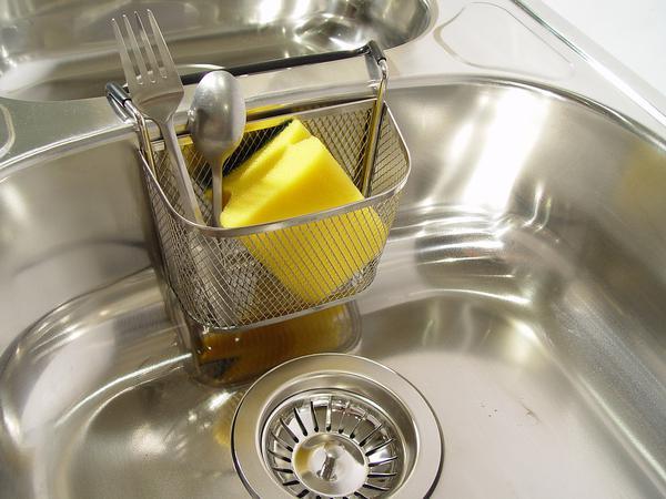 zlewozmywak kuchenny stalowy