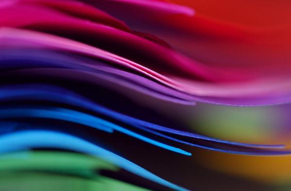 kolorowe papiery