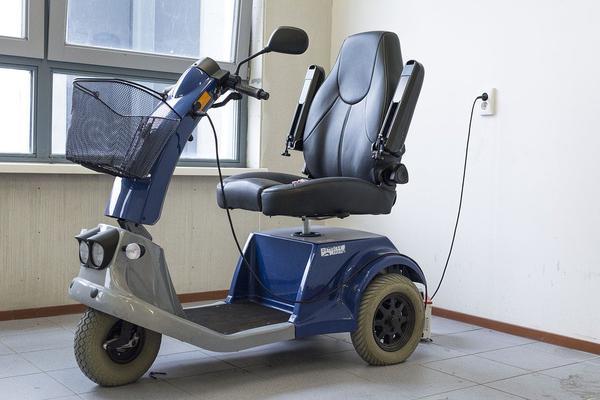 dobry wózek - skuter inwalidzki