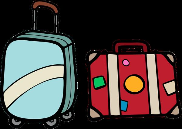 kuferek na kosmetyki podróżny